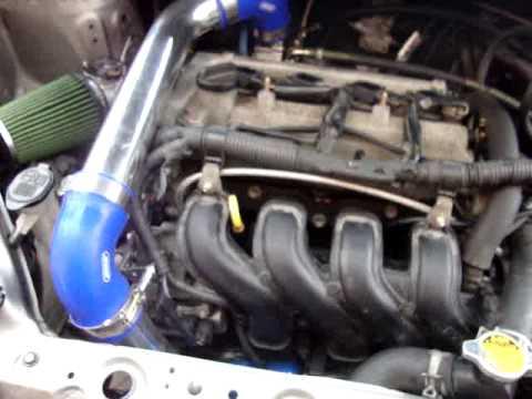 Toyota Yaris Tsport Turbo Youtube