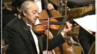 Bartók Violin Concerto Op. Posth. - 1st mvt. - György Pauk