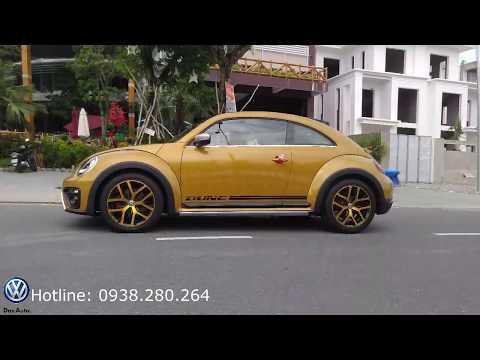 (VW Sài Gòn) Beetle Dune 2017 lần đầu lăn bánh tại Rạch Giá