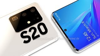 Samsung Galaxy S20 OFFICIAL - CRAZY CAMERA FEATURES!!