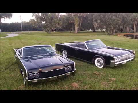 Lincoln Continental Steering Column Repair (Driving Dreams)