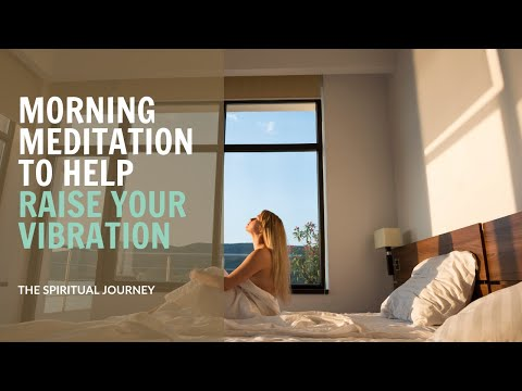 Affirmation Meditation For Creating A Magical Morning 🌞