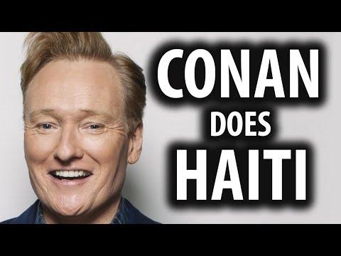 Conan O'Brien's Trip to Haiti