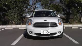 【タイムズ外車レンタカー】MINI(ミニ)4人乗り(4ドア)内装を紹介(輸入車)タイムズ カー レンタル