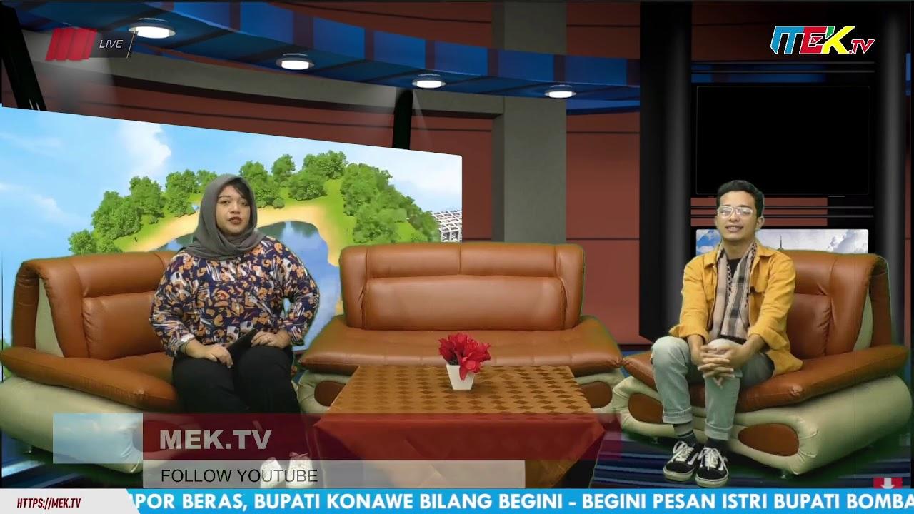 Live Selamat Pagi Sultra 16 April 2021