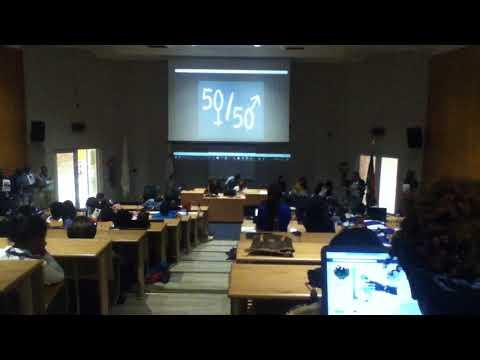 Yali RLC SA cohort 11, groupe 1 présentation. On saturday.