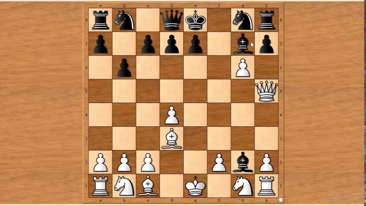 "Tập 1: Matinovsky Gambit – Bẫy khai cuộc ""thắng nhanh"" trong Cờ vua"