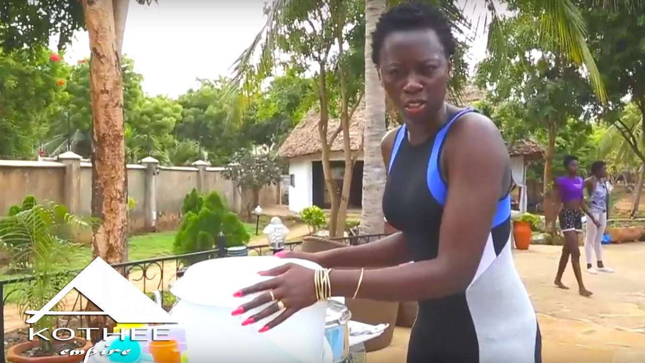 Akothee - Madam Boss, Uji for breakfast, any problem?