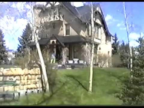 1995 Vacation to Calgary and Edmonton Canada