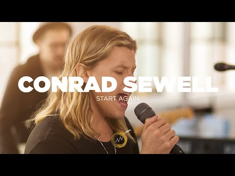 Conrad Sewell - Start Again (Naked Noise Session)