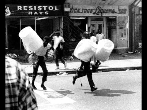Watts Uprisings