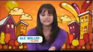 1ALE Cartoon network LA La CQ tampon MULLER