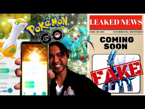 THE RAREST TRADE IN POKEMON GO HISTORY! (2019) thumbnail