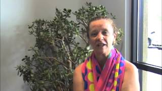 Blue Phoenix Yoga Testimonial by Margaret