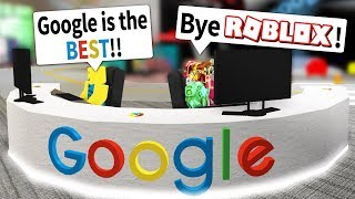 QUITTING ROBLOX FOR NEW JOB AT GOOGLE?!
