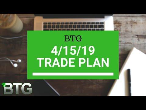 BTG 4/15/19 Trade Plan - NADEX, Futures, Forex