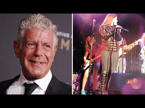 Anthony Bourdain's Daughter Performs at Concert Just Days After His Death