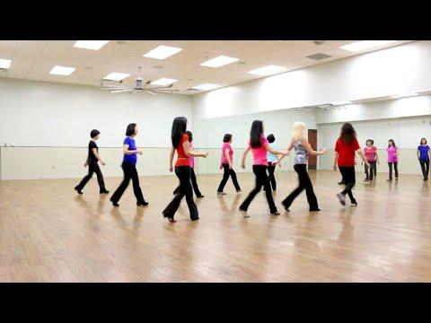 Get Wild - Line Dance (Dance & Teach In English & 中文)