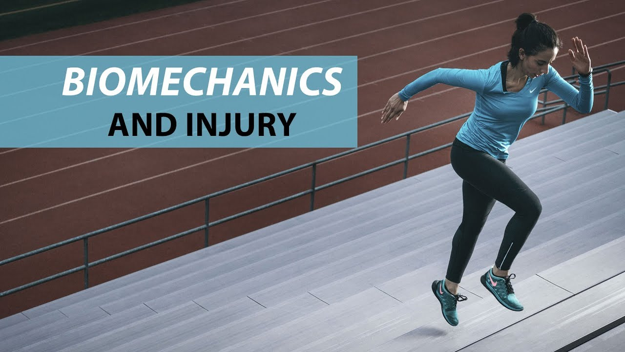 VIDEO: Biomechanics and Injury - UCTV - University of