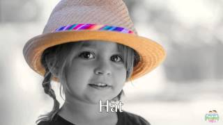The Clothes for children with English pronunciation