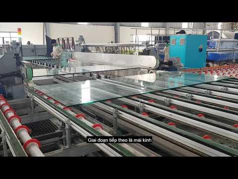 Phần mềm quản lý sản xuất kính cường lực