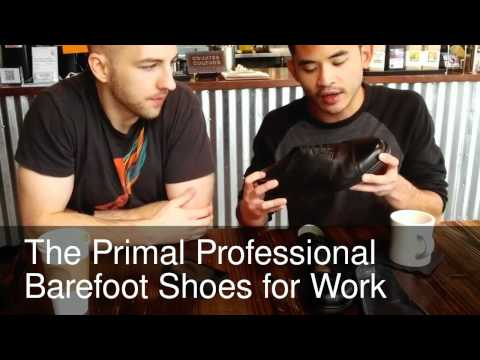 The Primal Professional Barefoot Shoes for Work