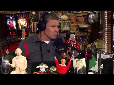 Dan Patrick responds to criticism from Colin Cowherd that he is lazy