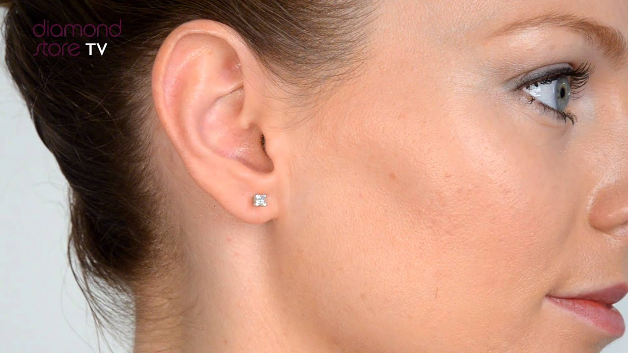 diamond earrings ear face round on products sparkleloots stud