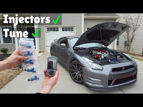 Every Nissan GT-R NEEDS THIS!! +100HP