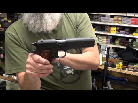 Gun Gripes Episode 7: Firearm Action Types