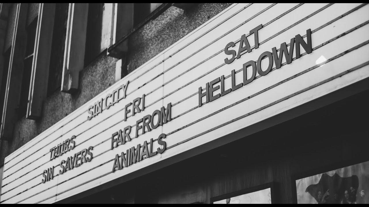 Helldown Live - The Watchers / Raining Blood @ Sin City Swansea August 10th  2019