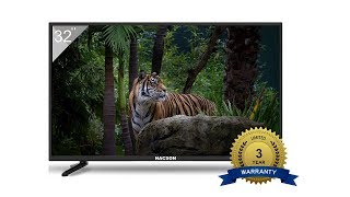 smart tv features Nacson 81 3 cm 32 inches NS8016 HD Ready LED TV