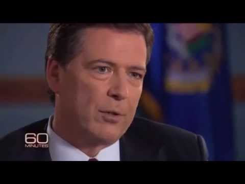 FBI Director James Comey: Threat of Cybercrime Oct 2014 - 60 Minutes