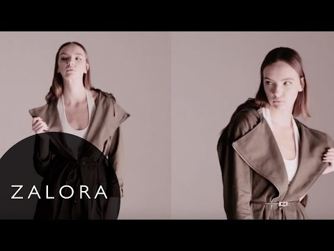 Military Luxe | ZALORA Womenswear 2015 | Fashion Trends