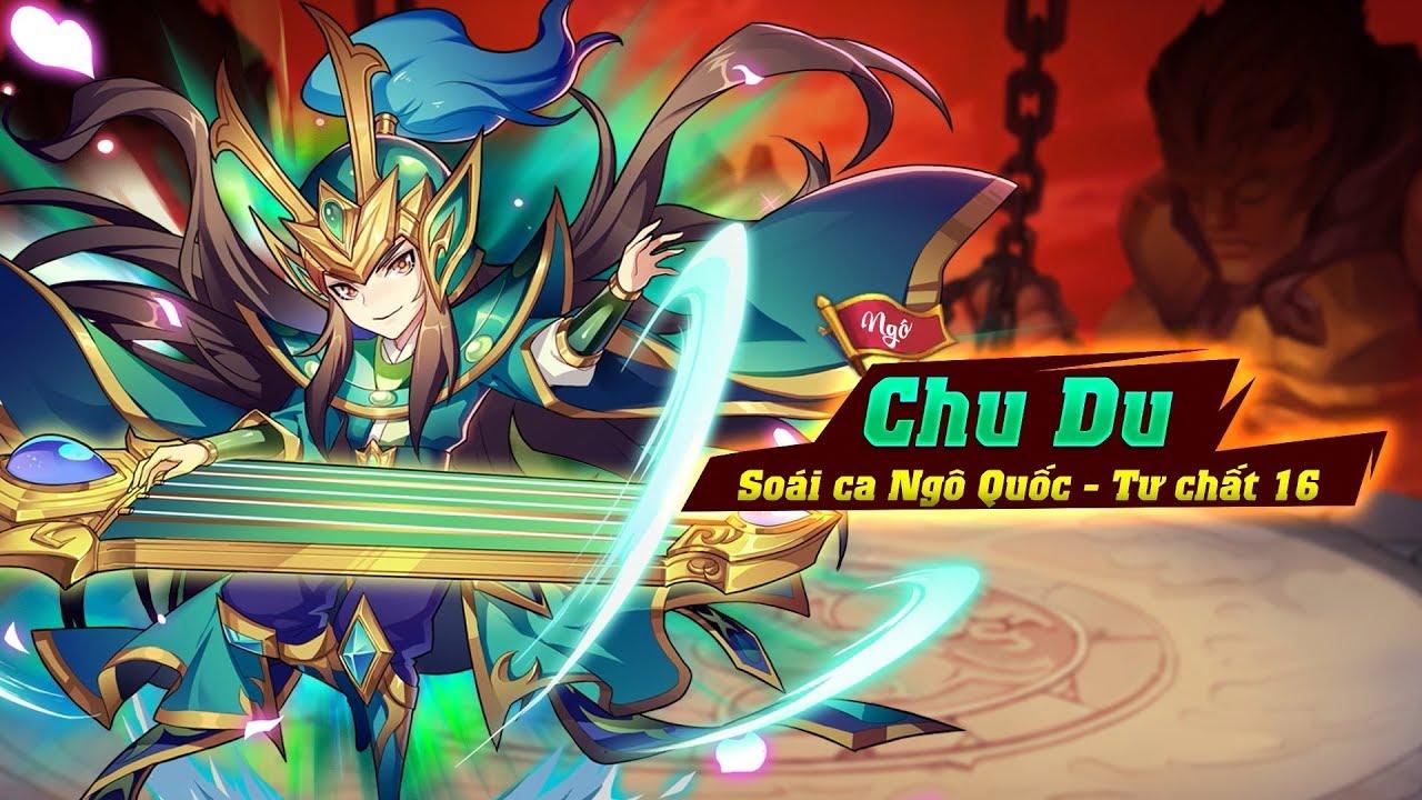 [OMG 3Q] Tiêu điểm tướng - Chu Du - Soái ca Ngô Quốc