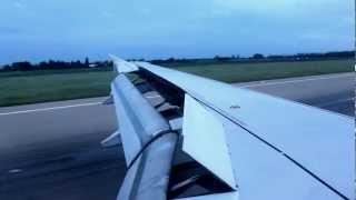 Atterrissage à ENTZHEIM Airbus A319