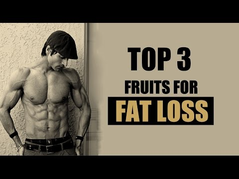 Top 3 Fruits for FAT LOSS | (Guru Mann's top 3 choices)