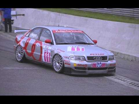 The Sound of Audi 6/8 - Audi A4 STW (Der Klang der 4 Ringe)