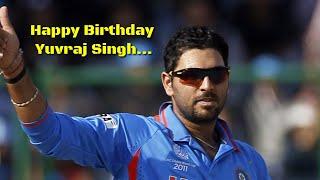 Happy Birthday Yuvraj Singh || A tribute to Yuvraj Singh || Singh is king ||