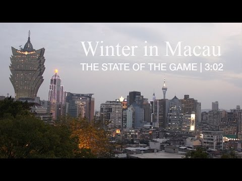 Winter in Macau