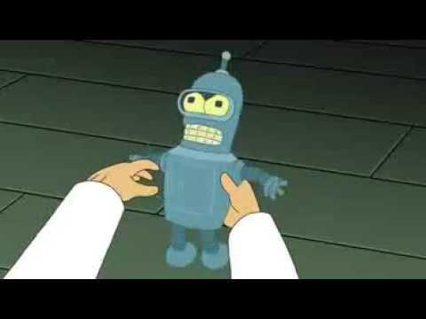 Futurama - Tickle Me Bender