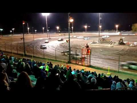 9/8/17 Sycamore Speedway - 15 Lap Spectator Race Part 2