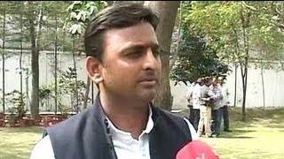My kids are my stress-buster ahead of UP results: Akhilesh to NDTV