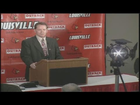 Bobby Petrino: A look back at his time at Louisville