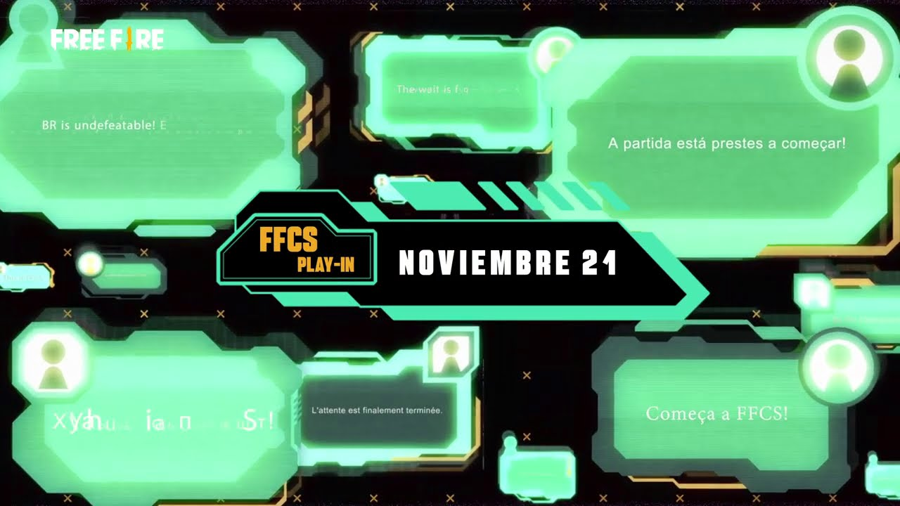 ¡ÚNETE Y CONQUISTA! | FFCS | Garena Free Fire 🔥