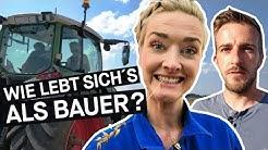 Jung & Bauer: Wie ist das? 1 Tag auf dem Bauernhof    PULS Reportage