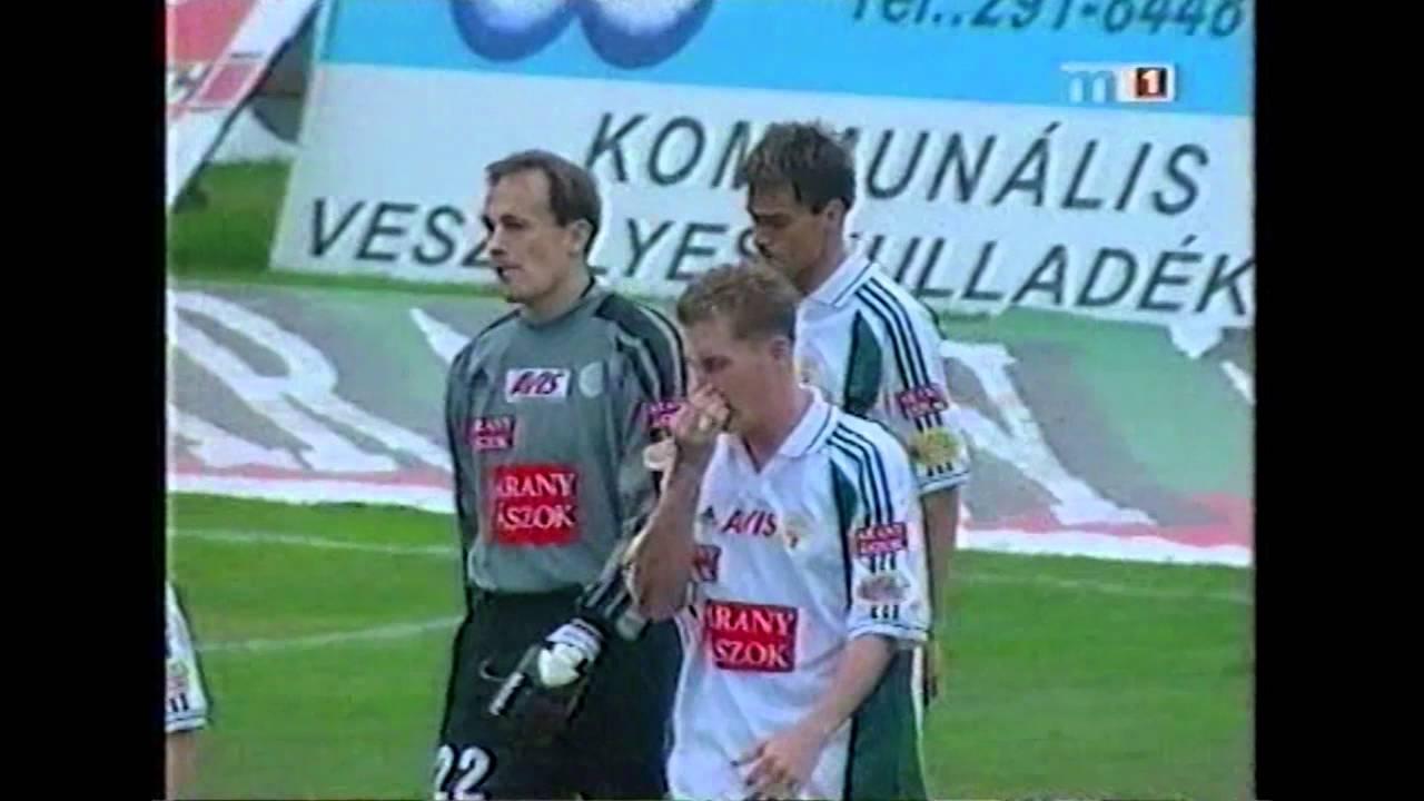 Ferencváros-Debrecen | 0-1 | 2002. 04. 13 | MLSZ TV Archív