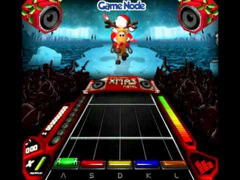 God Rest Ye Merry Gentlemen - Santa Rockstar: Metal Xmas 3