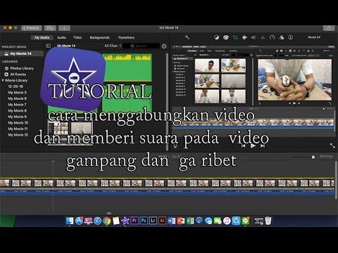 Cara Menggabungkan Banyak Video Dalam 1 Frame