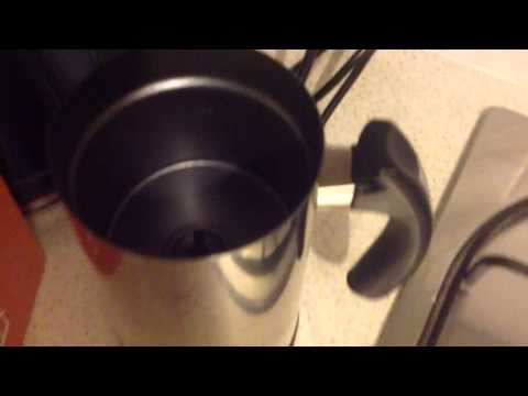 Aldi expressi milk frother owner of product review